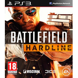 Battlefield Hardline Ps3 Digital | Tenelo Chokobo