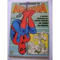 Superalmanaque Do Homem Aranha No.5 Dez Jan 82 Rge Excelente