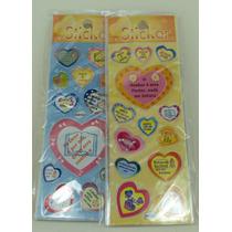 Frases Gospel Adesivos Stickers Kit Com 12 Cartelas Lindos
