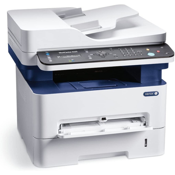 Impresora Multifuncion Xerox Workcentre 3225 Wifi Red Duplex