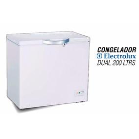 Congelador De Aluminio Dual 200 Litros Incluido Iva