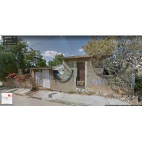 Terreno Con Barda En Frente Con Casa Habitación En Obra Negr