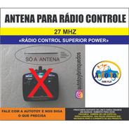 Camaro Elétrico 27 Mhz - Só A Antena Do Controle  Remoto