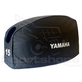 Capa Para Capô Motor De Popa Yamaha 60hp 4 Tempos