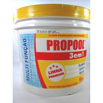 Cloro Granulado Para Piscina Propool(balde 10 Kg)