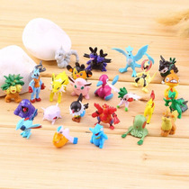 Kit De 24 Bonecos Miniatura Pokémon P/ Colecionadores