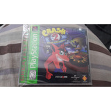 [lacrado] Crash Bandicoot 2 Original Lacrado Ps1 Ps2 Ps3