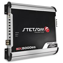 Modulo Amplificador Stetsom Ex-5000 Eq Digital 5000wrms 1ohm