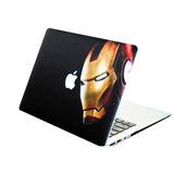 Case De Iroman Y Superman Macbook Air, Pro , Retina