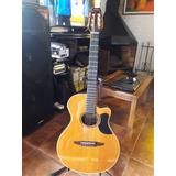 Guitarra Yamaha Apx9na Permuto