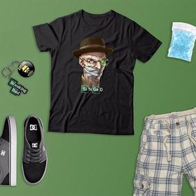Camiseta Lol (league Of Legends) - Singed Heisenberg