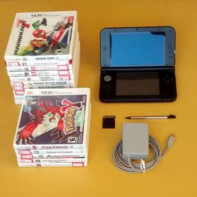 Nintendo 3ds Xl + Brinde! | Com Garantia De Loja E Nf