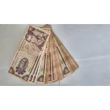 Coleccionista, 45 Billetes De 10bs, Octubre 1981 Serial C