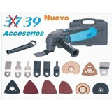 Renovator Herramienta Oscilatoria Multifuncional 37 Pza 39pz