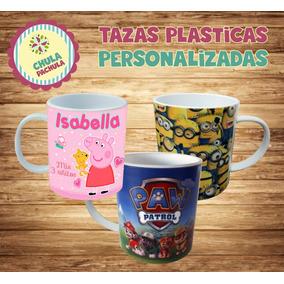 Tazas Plásticas Personalizadas! Ideal Souvenirs