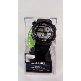 6809361fcce Relogio Casio Ae-1000w - Lacrado - No Blister Hora Mundial. R  159