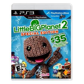 Little Big Planet 2 S.editio Ps3 Novo Lacrado Leia O Anúncio