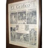 Revista El Grafico Numero 418 Del Año 1927 Szw