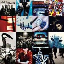 U2 Achtung Baby Cd Duplo Lacrado Duplo Ed Especial