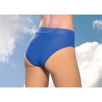 Bikini Malla Cocot Vedetina Cintura De Tela Tiro Corto 12500