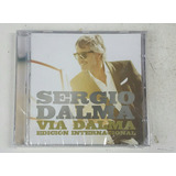 Cd Sergio Dalma Via Dalma