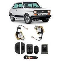 Kit De Vidro Elétrico Fiat 147 Ou Pick Up 147 Sensorizado