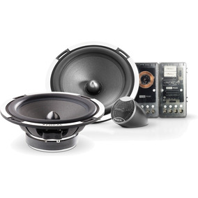 Focal Set Medios Expert Ps165v1 6.5 Polyglass 80w Rms 160w
