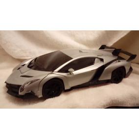 Lamborghini Veneno Transformable En Robot De Radio Control