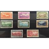 Mexico 1934 Pro Universidad Serie Aerea Cpl Mint 4750 Dls.
