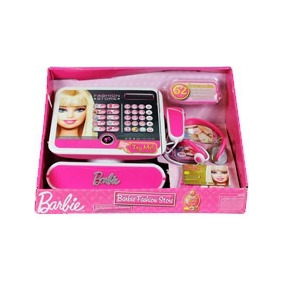 Barbie - Caja registradora Fashion (Lexibook RPB554) 75