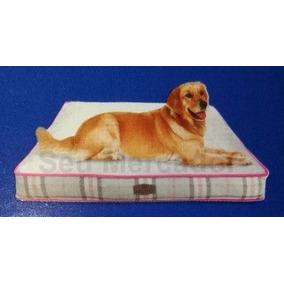 Cama Pet Quadrada Para Cachorro G Labrador Pastor Alemão