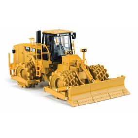 Compactador Pata Cabra Caterpillar 825h A Escala 1:50
