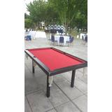 Alquiler Pool, Tejo, Metegol, Ping Pong, Inflable Zona Norte