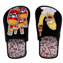 Pantuflas The Simpsons Original Envió Gratis