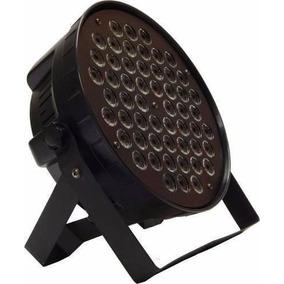 Proton 54 Led Par 64 Rgb Audioritmico Dmx