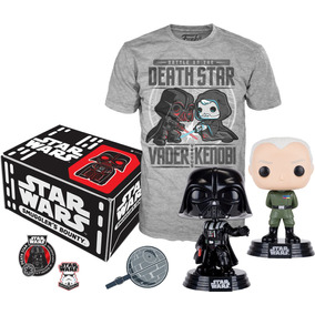 Funko Star Wars Darth Vader Smuggler Bounty 2 Pop + Camiseta