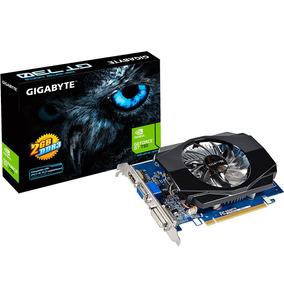 Placa De Video Geforce Gigabyte Gt730 2gb Gddr5 Tienda Ofic