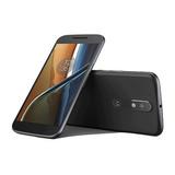 Moto G4 16gb Xt1626 Preto Motorola - Tv
