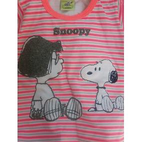Conjunto Niña Snoopy Pantalòn Y Blusa Nuevo Original 1 Año