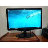 Monitor Viewsonic Led De 19 Va1931wa Con Cable Vga Y Poder