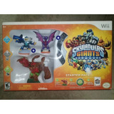 Skylanders Imaginators Portal Y Figuras Nuevas Wii-sin Juego