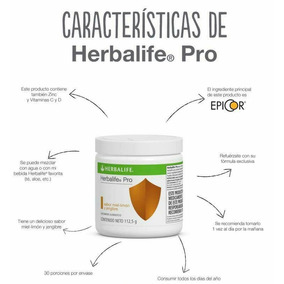 Herbalife Pro Con Su Formula Exclusiva Epicor®