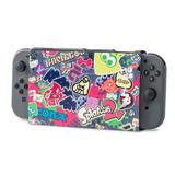 Funda Nintendo Switch Hybrid Splatoon2 Accesorio Nintendo