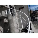 Corrimao Escada Caracol 14 Degraus J