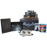 Videojuego Ps3 Batman Arkham Origins Collectors Edition