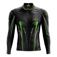Camiseta Ciclista Dryfit Uv 50+ Ref 06