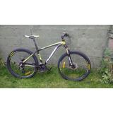 Bicicleta Mtb Phoenix Con Frenos Hidráulicos