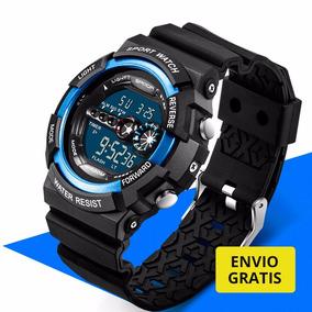 Reloj Deportivo Militar Cronómetro Fechador Waterproof