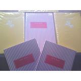 Ofertón Bellos Cuadernos 1 Linea 80 Pag Precio De Remate!!!