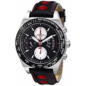 Reloj Tissot T-sport Automático Piel T0214142605100